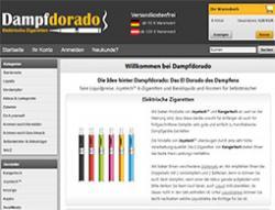 Dampfdorado Gutschein September 2017